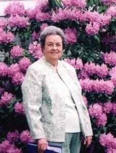 Marjorie Waggoner  Nance