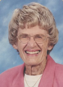 Betty Pratt  McCann