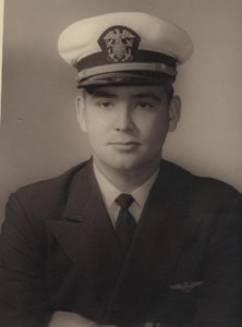 Charles A.  Pool   LCDR USN Ret.