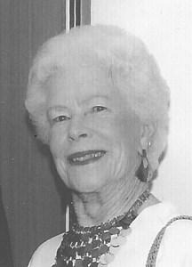 Miriam Thomas  Brown