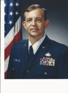 CMSGT. Martin R.  Roth U. S. Air Force Retired