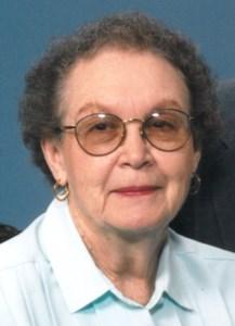 Evelyn Eunice  Crump