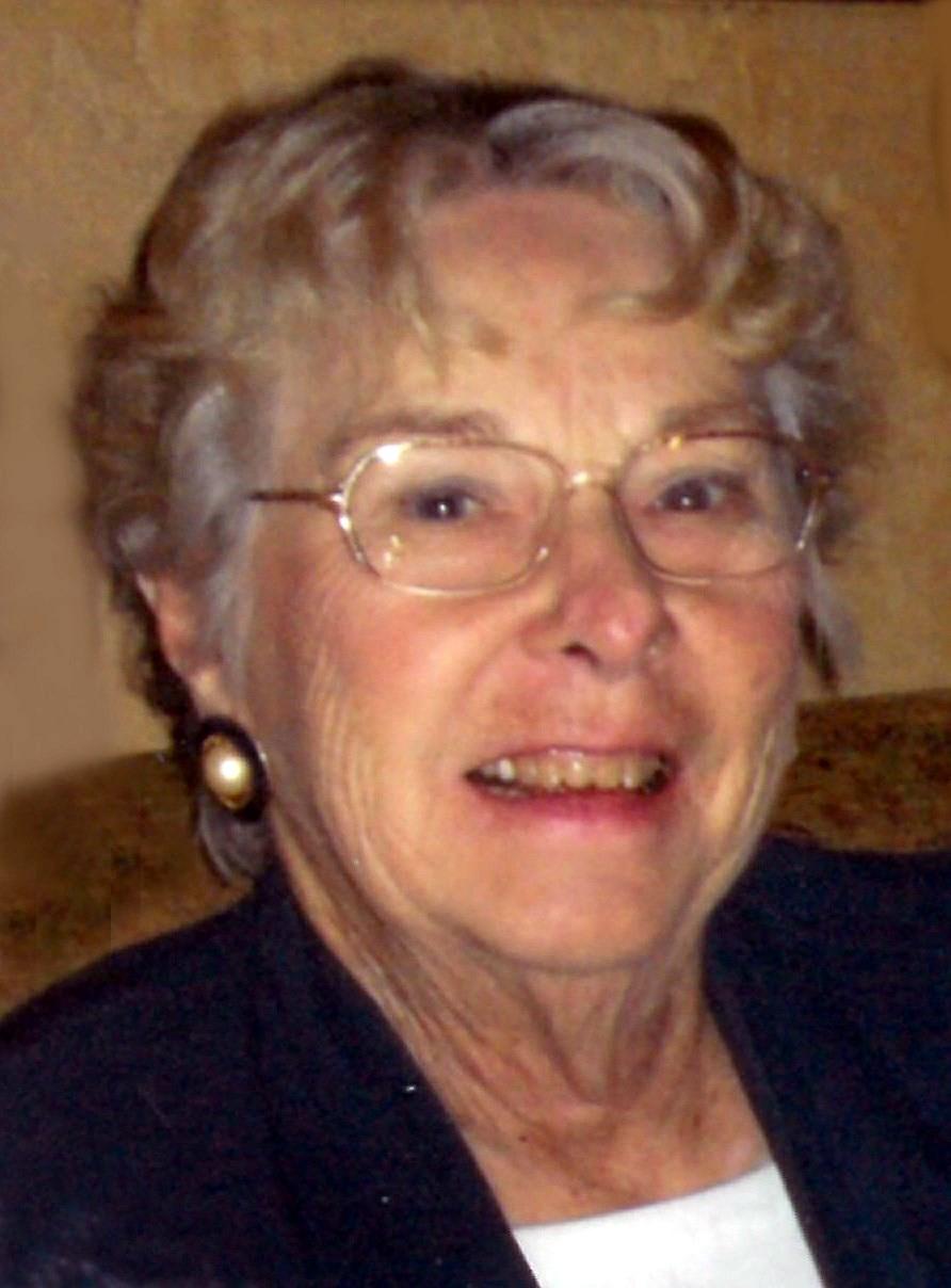 Evelyn M.  Holme