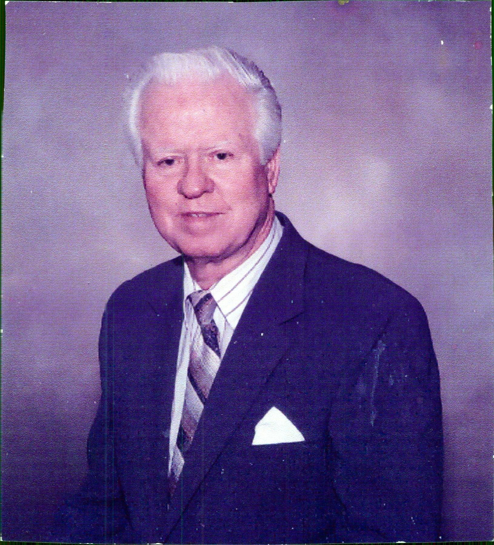 Edward J.  Adams, Jr.