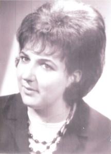 Agnes Maria  Johnson