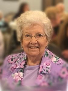 Mary Ann  Cromwell