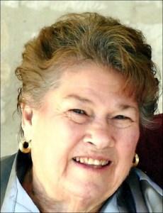 Frances Faye  (Chappell) Walker