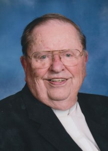 Rev. Luther Lavern  Knauff