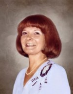 Doreen Barber (nee Gray)