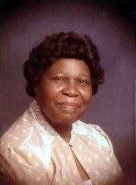 Gladys Myrtella  Grant
