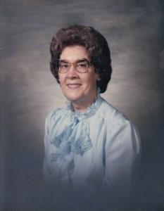 Mrs. Ella Mae  Alexander