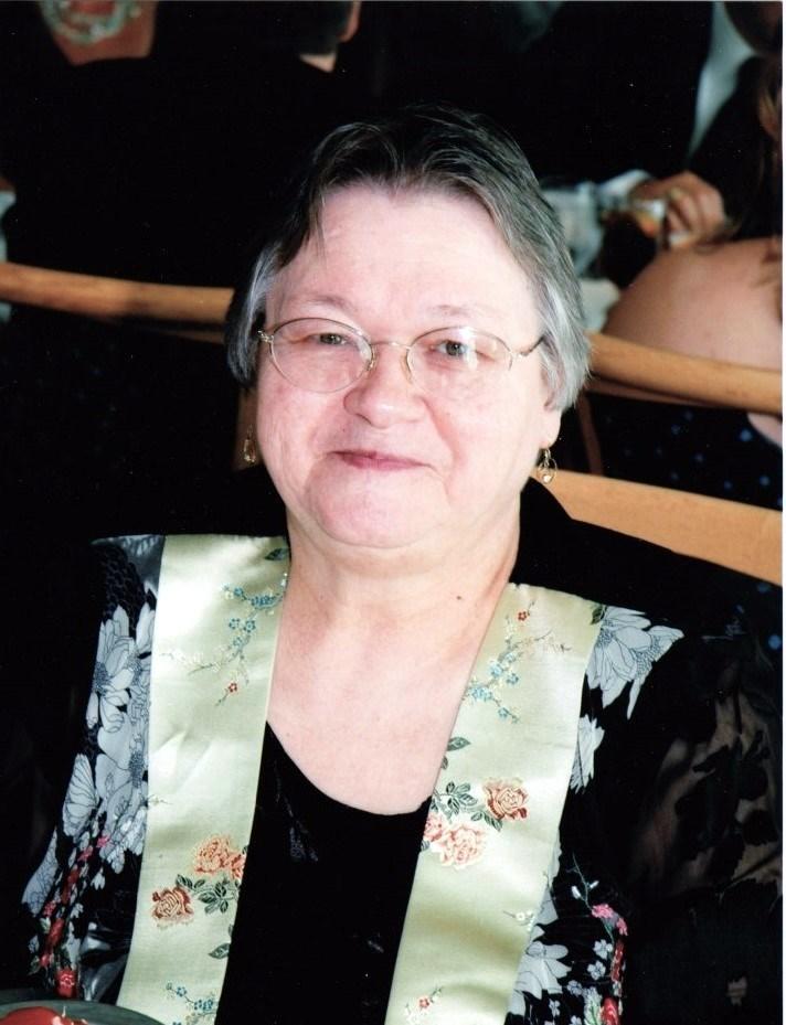 Margaret V.  Borden