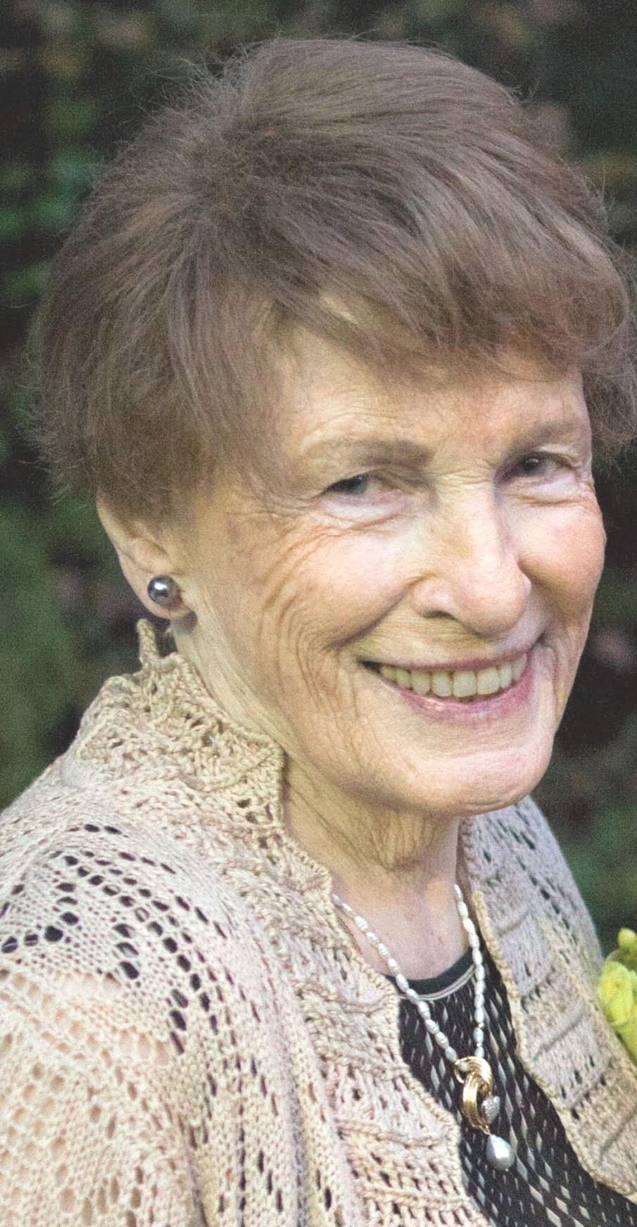 Eileen Carroll  Garbe