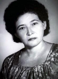 Ana Josefa  Machado