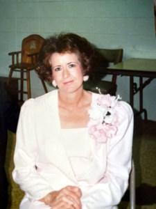 Betty Jean  Harris Culbreth