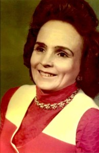 Margaret Myrtle  (Beesley) Leonard
