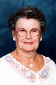 Melva Ann  Maxwell