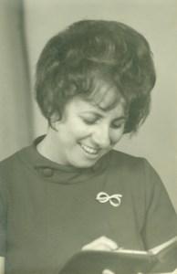 Maria Elena  Saavedra