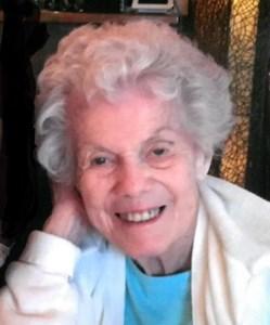 """Margaret """"Betty"""" Stoetzer  Gray"""