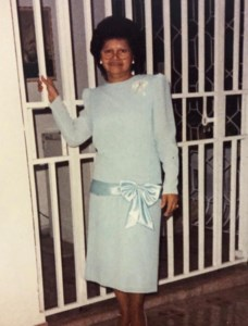 Carmen Hilda  Olivo Pizarro