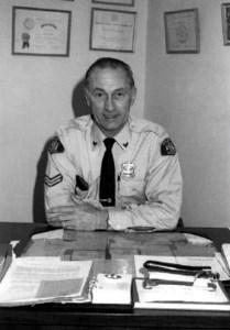 "Gladwin ""Buddy"" Joseph  Bowes, Corporal (Retired)"