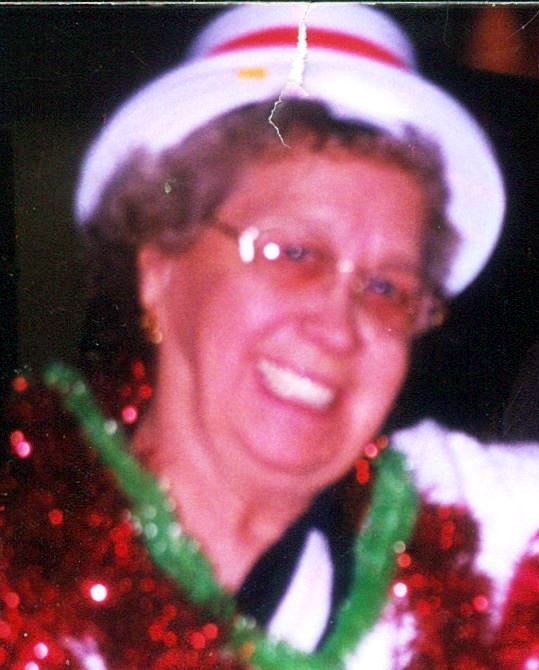 Martha E.  Wagoner