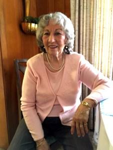 Nancy Carolyn  Patterson