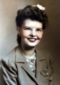 Thelma M.  Wolf