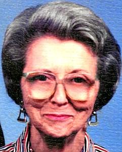 Margaret  Aycock