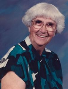 Thelma Ruth  Madon Hall