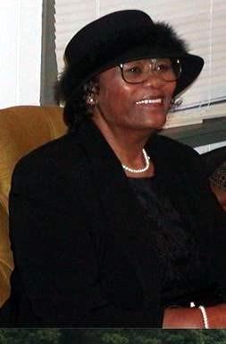 Eugenia St. Clair  Patrick