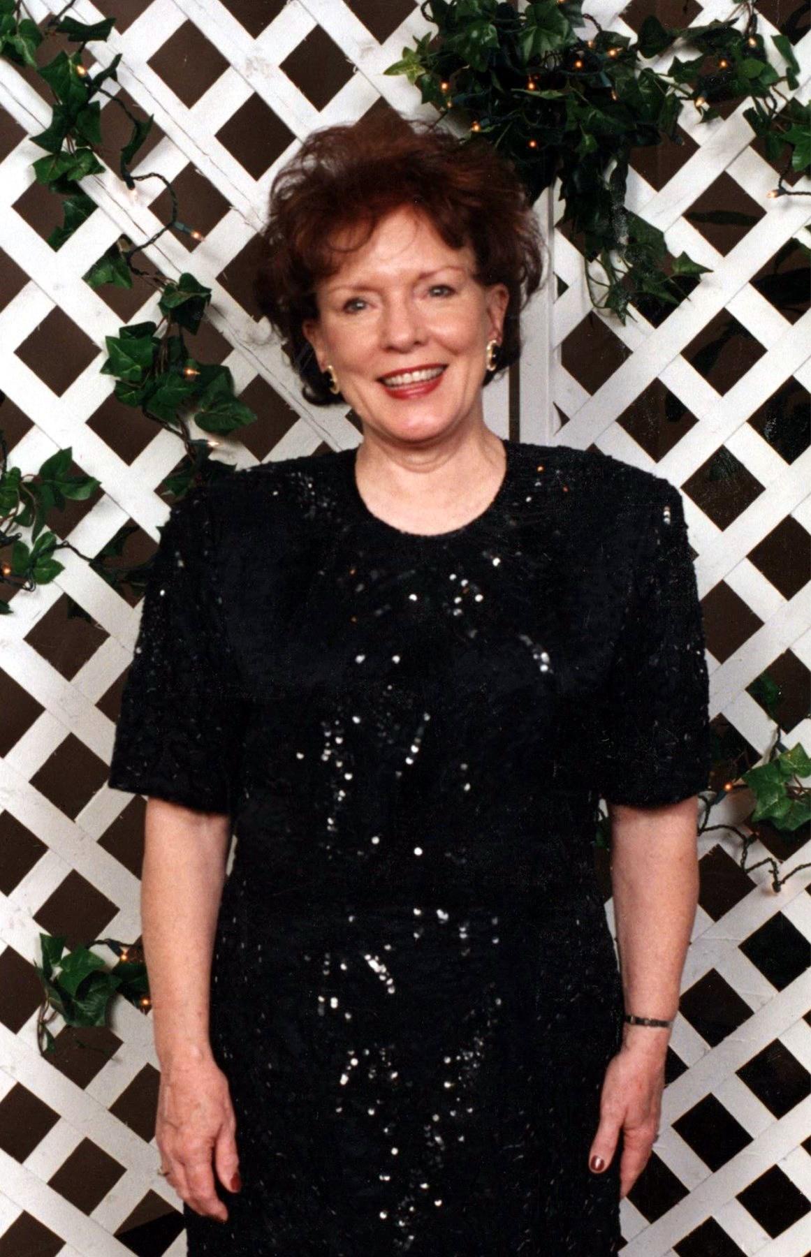 Betty B  Cox