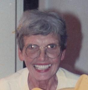 Alice Jean  (Mayberry) Baker