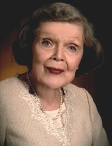 Mary Virginia Jones  Moyer