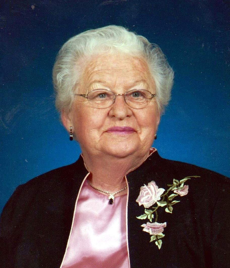 Clara Mae  Burd