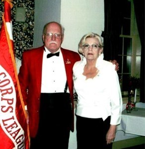 Arthur and Carole   Twigg