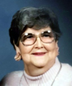 Ruby St. John  Torrence