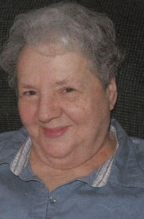 Frances Ann  (Harper) Peedin