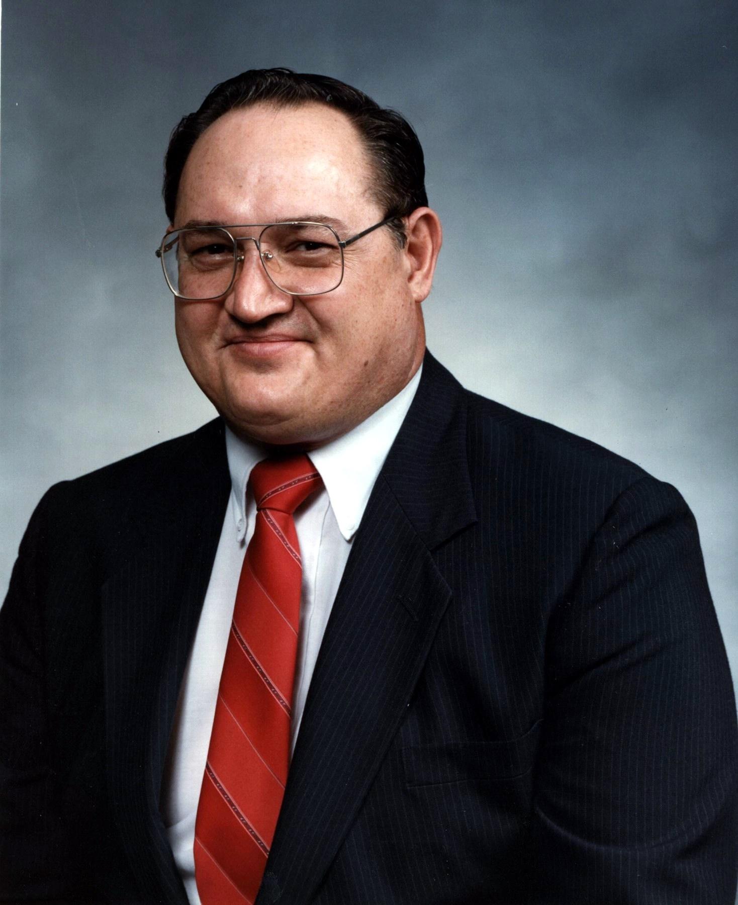 Richard B.  Copeland