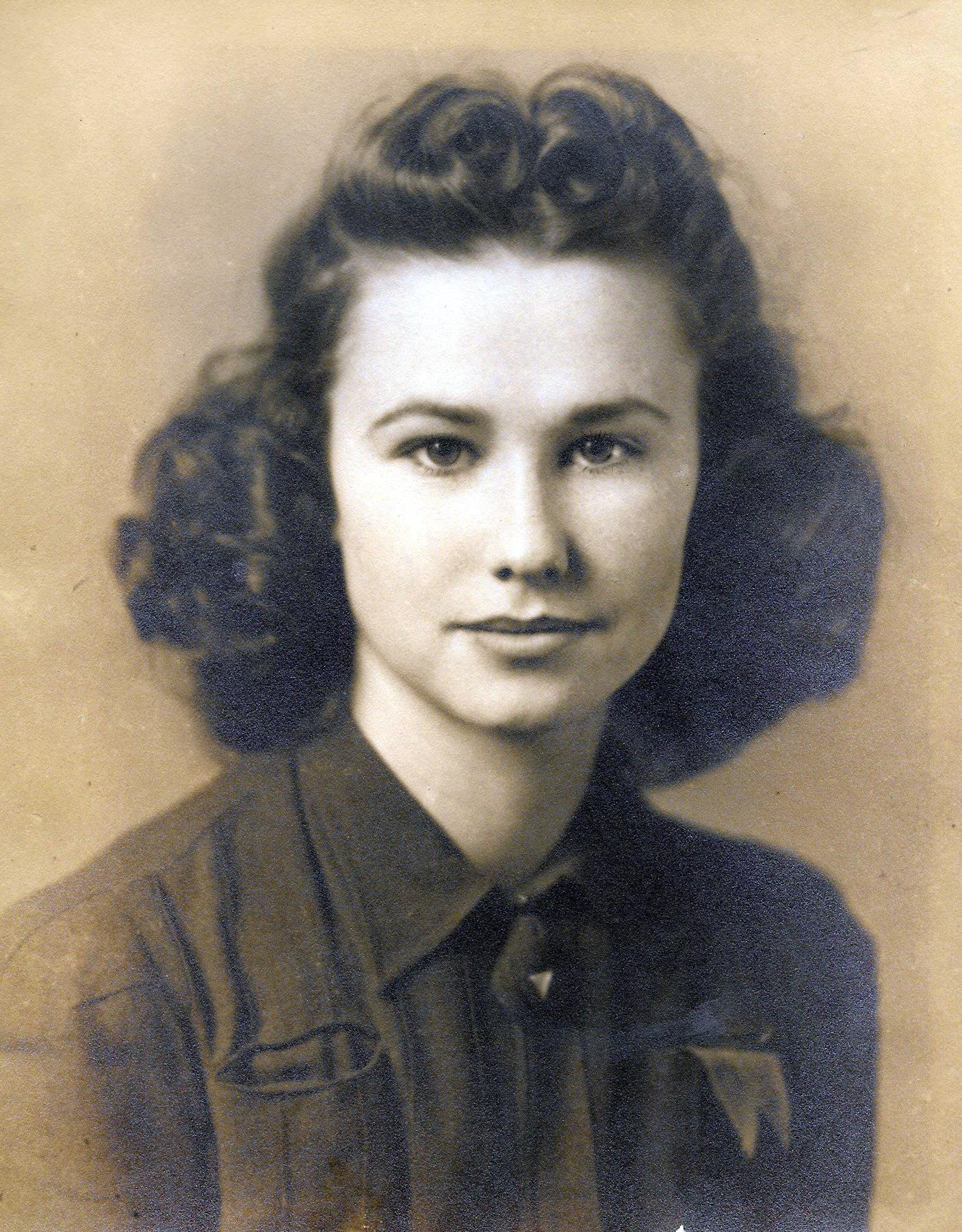 Vivian Madge Strother  Lassiter