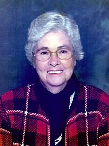 """Dorothy """"Dot""""  Driskell"""
