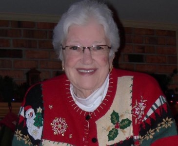 Doris Evans  Naeher