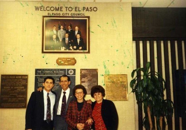 Jesus Terrazas Obituary El Paso Tx