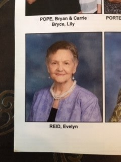 Mrs. Evelyn L  Reid