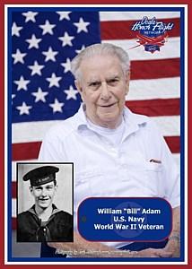 "William ""Bill"" Edward  Adam"