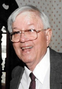 The Reverend  John Robert  Moody Sr.