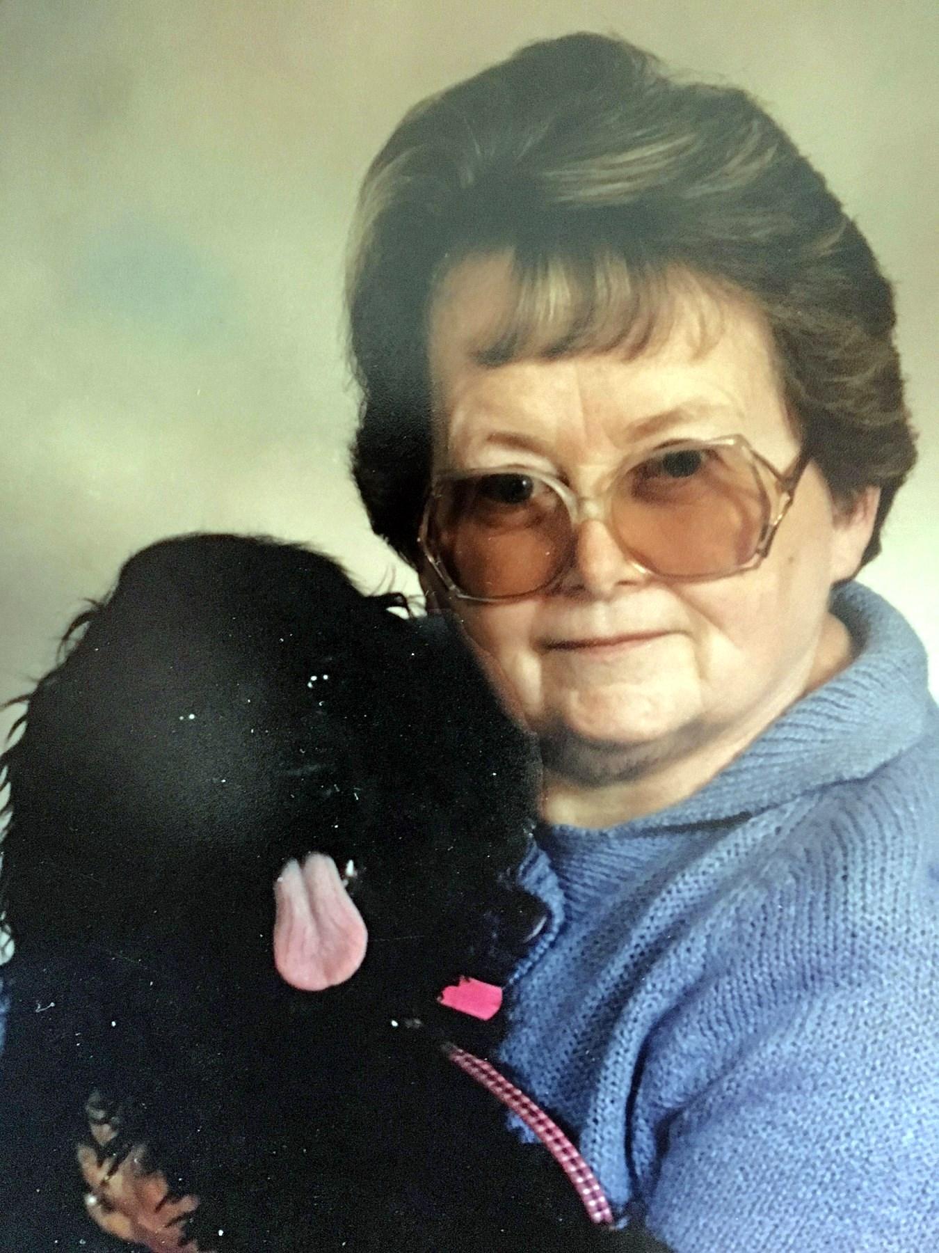 Hilda Pearl  Revell