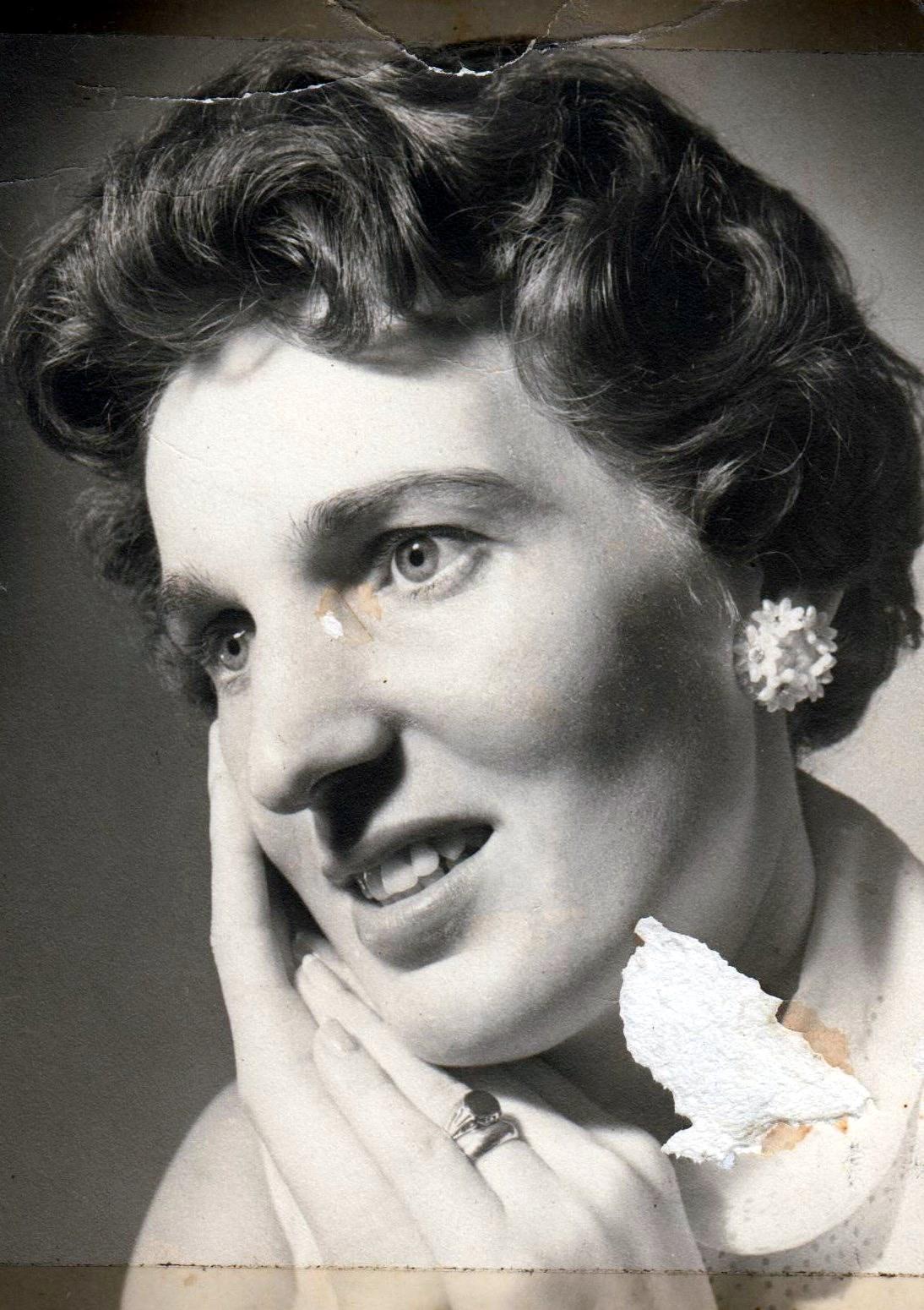 Ursula Ruth  Pine