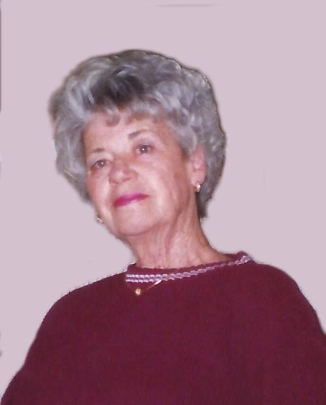 Betty Jean  Mattingly