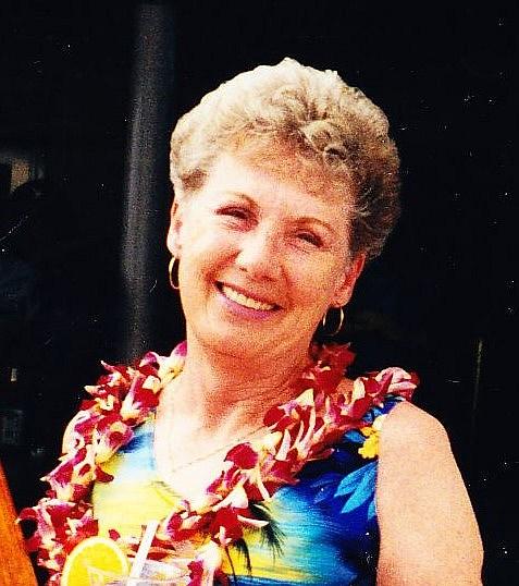Ann Ruth  Hill
